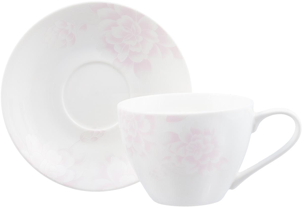 Чайная пара Esprado Peonies, 315 мл