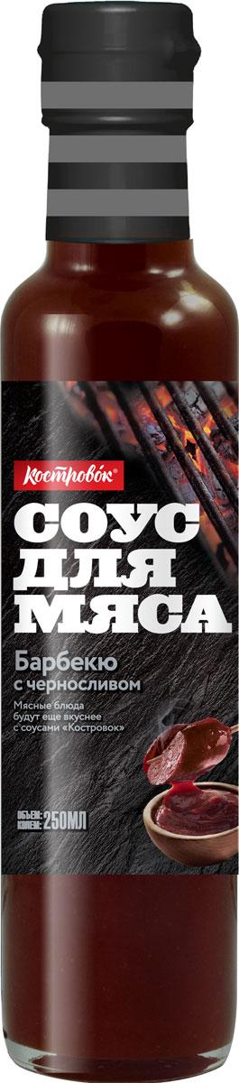 Костровок соус для мяса барбекю, 250 мл heinz барбекю соус
