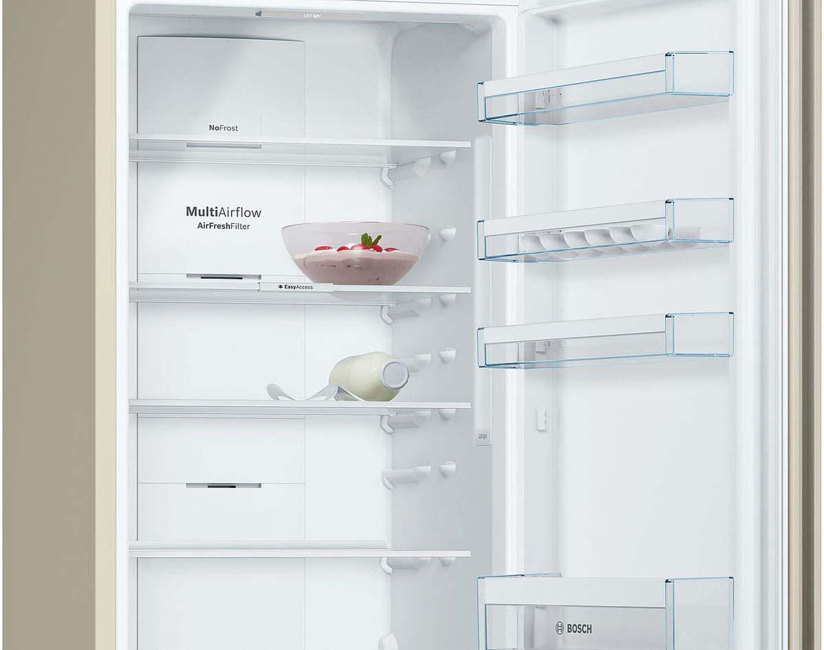 Холодильник Bosch KGN39VK21R Bosch