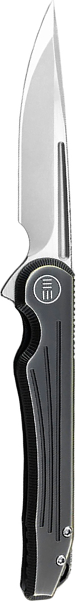 Нож складной We Knife Array, цвет: черый, длина клинка 9,47 см