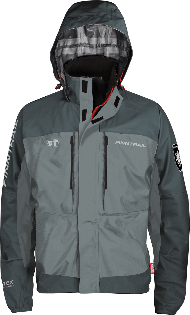 Куртка камуфляжная Finntrail