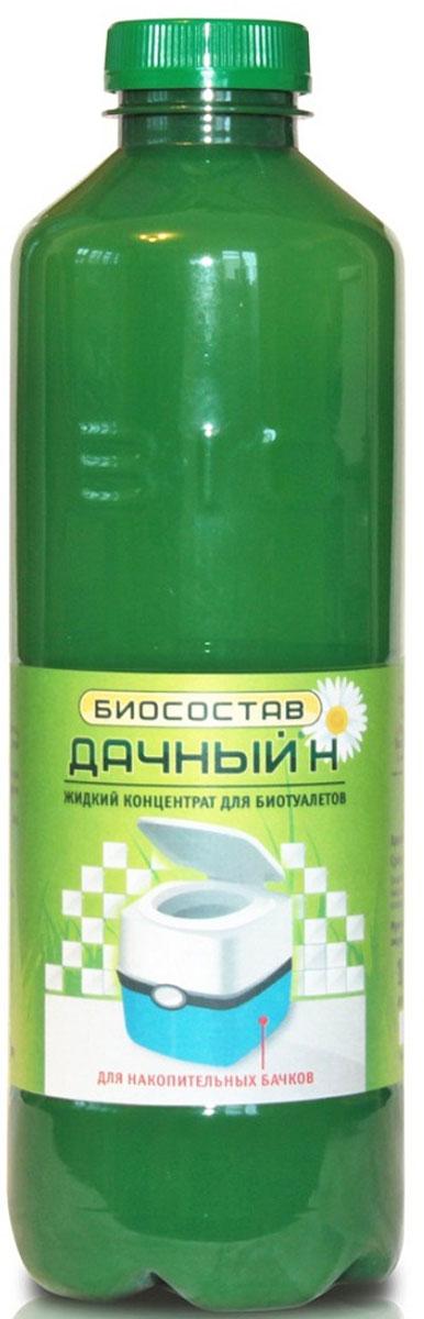 Жидкость для накопительных бачков Дачный-Н, 1 л