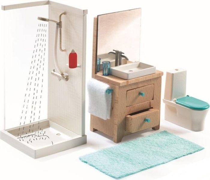 Djeco Мебель для кукол Ванна мебель оптом от производителя