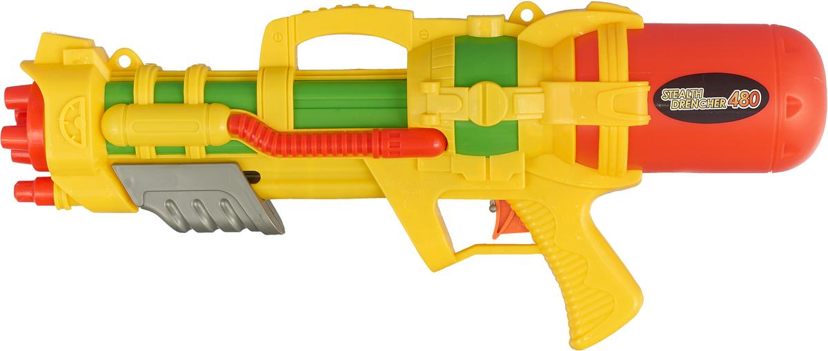 4HOME Водяное оружие цвет желтый 480 водяное оружие 1toy карандаш фиолетовый т59457