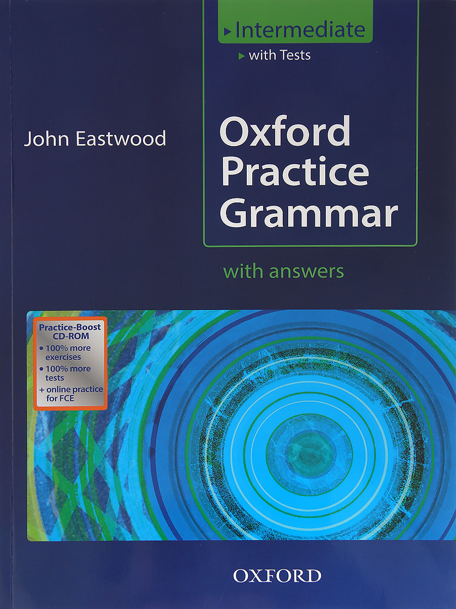 Oxford Practice Grammar Intermediate: With Answers (+ CD-ROM) english for logistics cd rom