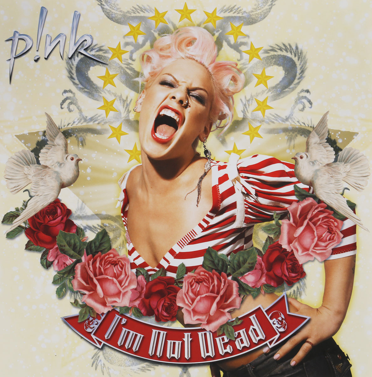 Пинк P!nk. I'm Not Dead (2 LP)