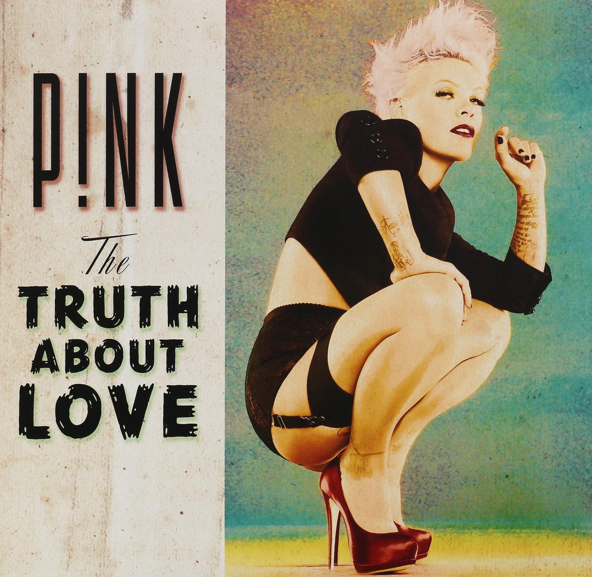 лучшая цена Pink Pink. The Truth About Love (2 LP)