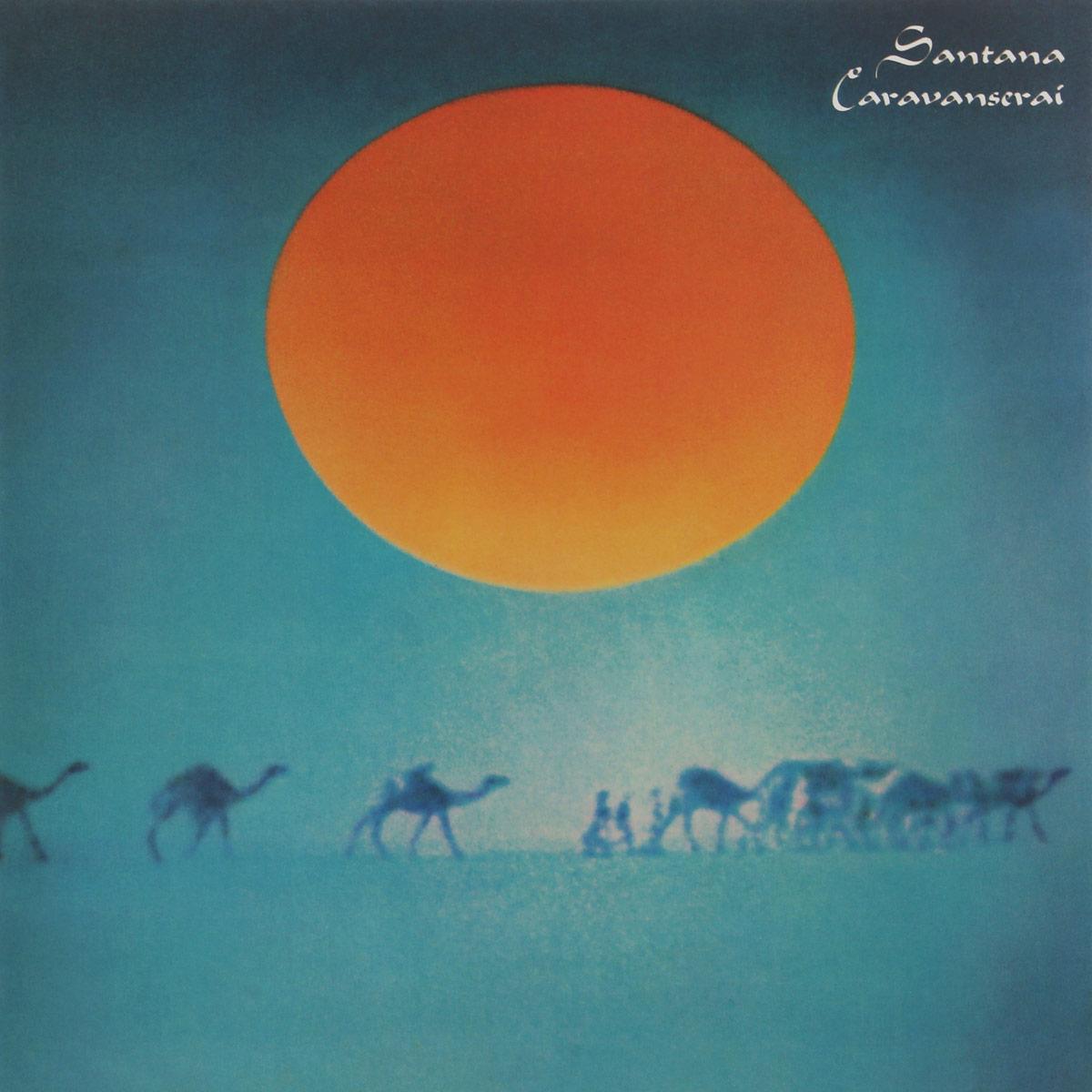 цена на Santana Santana. Caravanserai (LP)