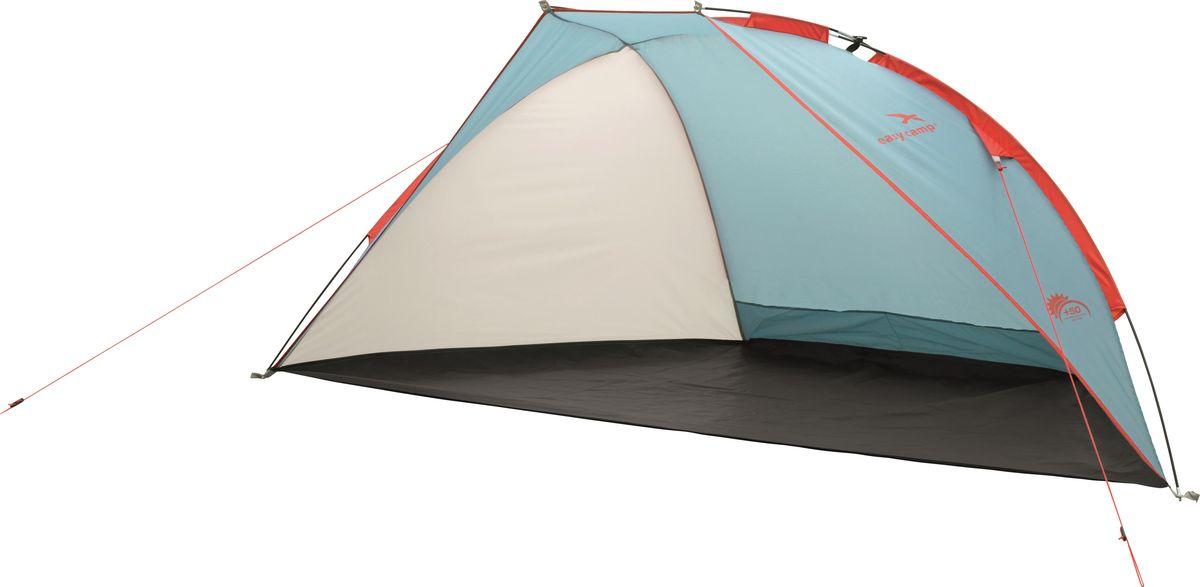 Тент Easy Camp, цвет: голубой, бежевый. 120297