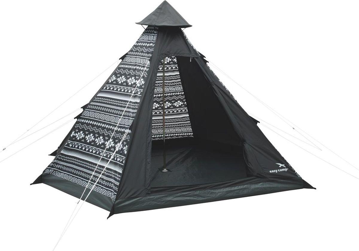 Палатка Easy Camp, 4-местная. 120179 цена
