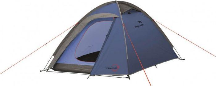 Палатка Easy Camp, 2-местная, цвет: синий. 120237