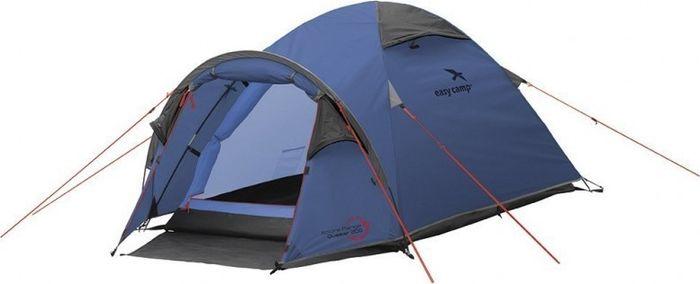 Палатка Easy Camp, 2-местная, цвет: синий. 120239