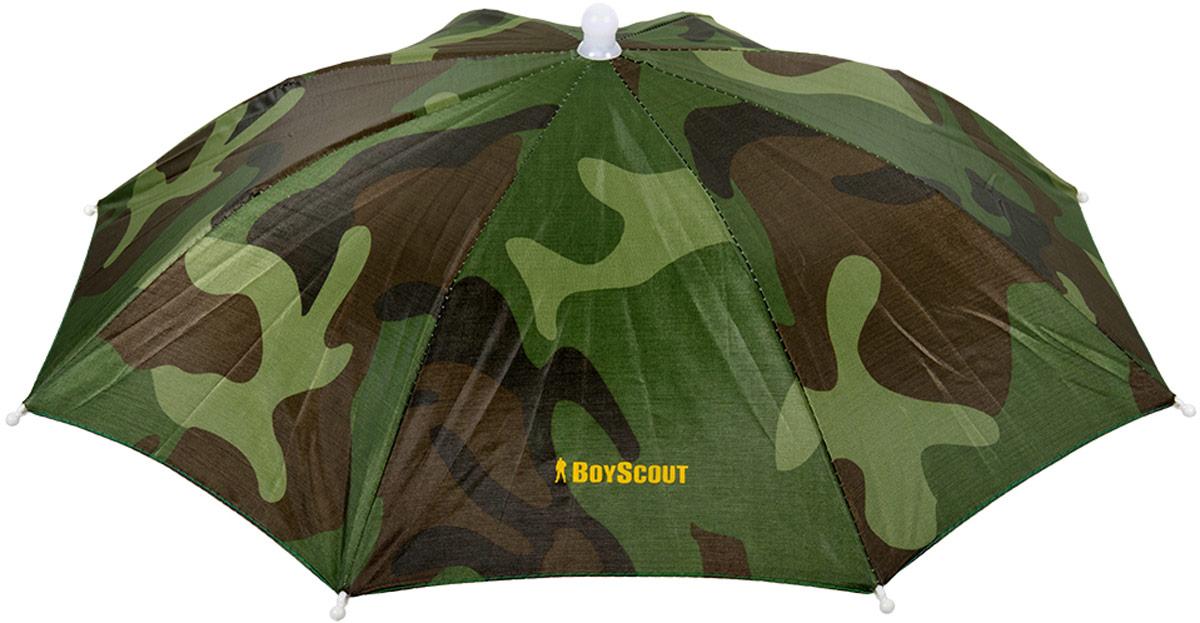Шляпа-зонтик Boyscout Вьетконг, 58 см очаг boyscout кони диаметр 45 см