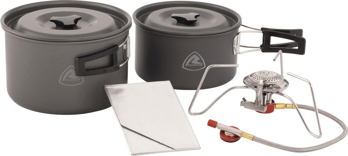 Система приготовления пищи Robens, с газовой горелкой. 690128