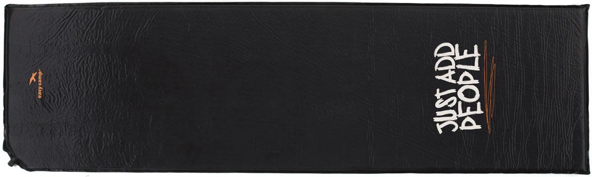 Коврик самонадувающийся Easy Camp Siesta Mat Single, 183 х 51 х 3 см