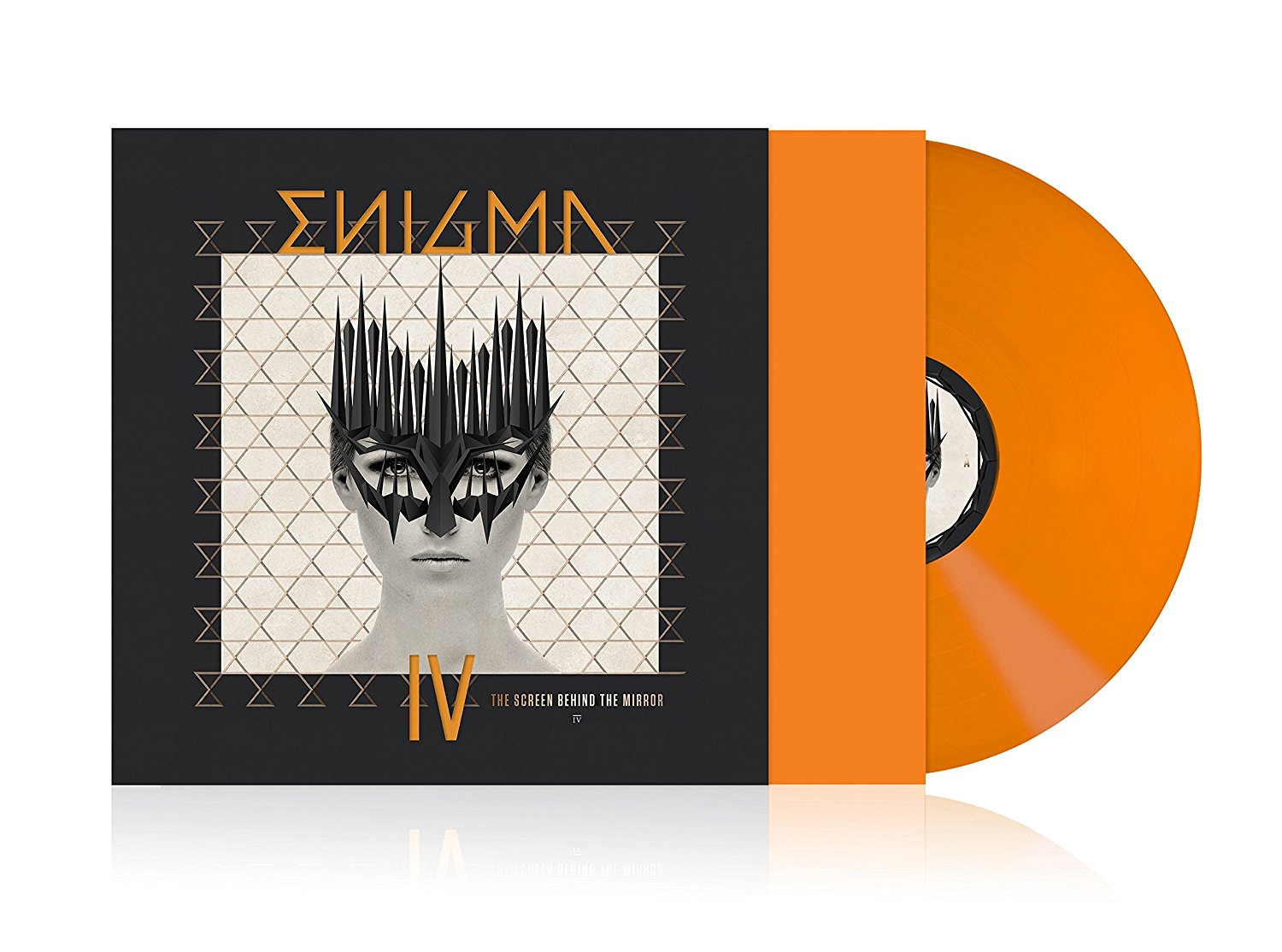 Enigma Enigma. Screen Behind The Mirror (IV) (LP) the enigma that was thomas william cowan