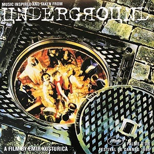 Горан Брегович Goran Bregovic. Music Inspired And Taken From Underground (LP) goran bregovic music for films