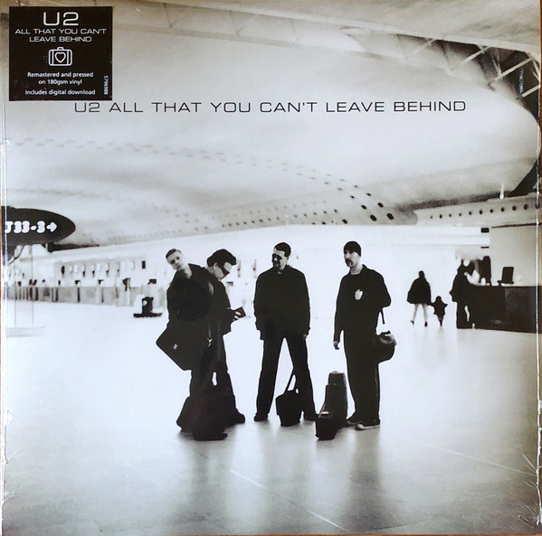 цена на U2 U2. All That You Can't Leave Behind (LP)