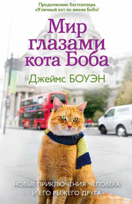 Джеймс Боуэн Мир глазами кота Боба