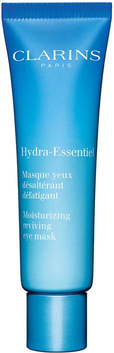 Clarins Интенсивно увлажняющая и освежающая маска для кожи вокруг глаз Hydra-Essentiel, 30 мл