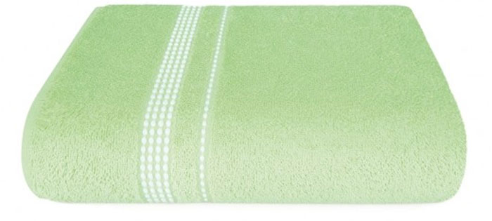 Полотенце махровое Aquarelle Лето, цвет: светло-зеленый, 40 x 70 см полотенца нордтекс полотенце aquarelle глициния светло зеленый 40 70 см