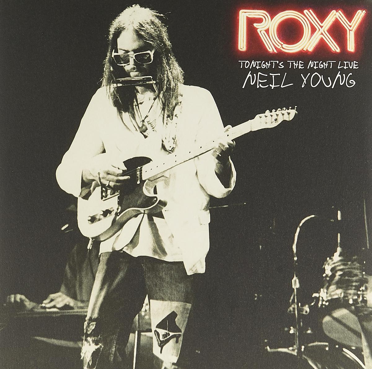 Нил Янг Neil Young. Roxy: Tonight's The Night Live (2 LP)