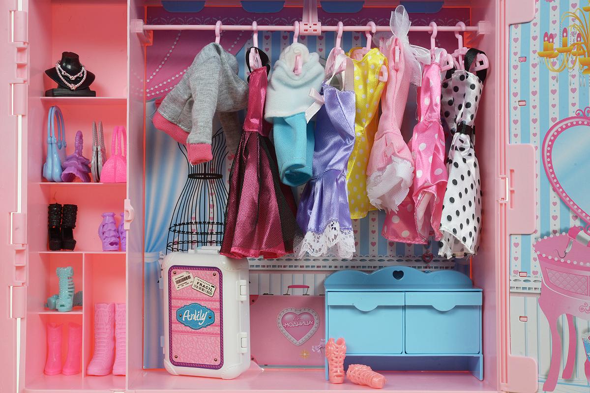 гардероб для куклы картинки билеты