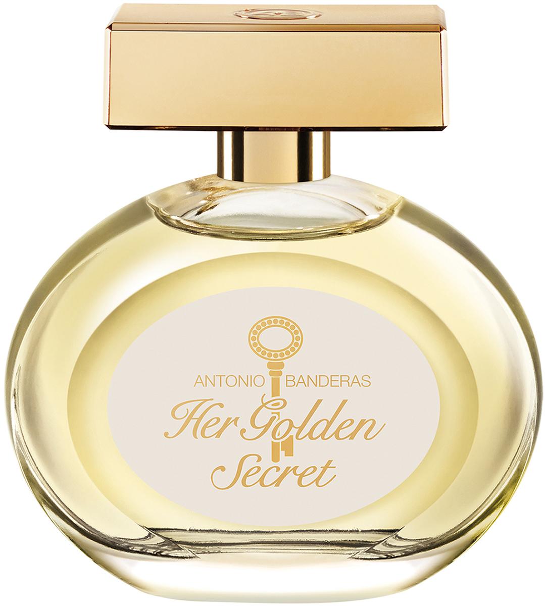 Antonio Banderas туалетная вода Her Golden Secret 50 мл купить
