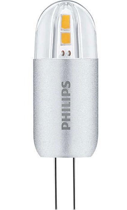 Лампочка Philips, Теплый свет 2 Вт, Светодиодная лампочка philips теплый свет 14 5 вт светодиодная