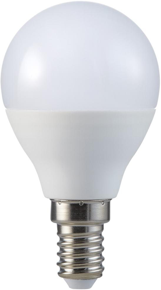 "Лампа светодиодная ""Toplight"", теплый свет, цоколь E14, 7W, 2700K. TL-3003"