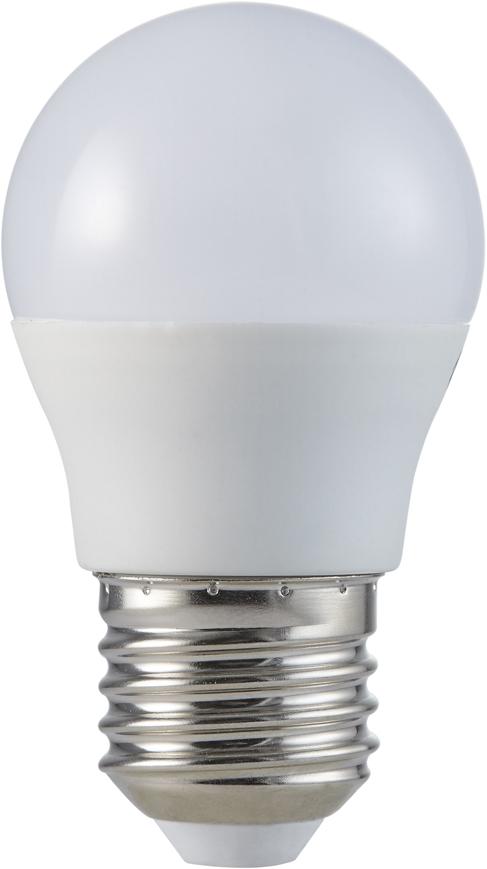 "Лампа светодиодная ""Toplight"", теплый свет, цоколь E27, 7W, 2700K. TL-3004"