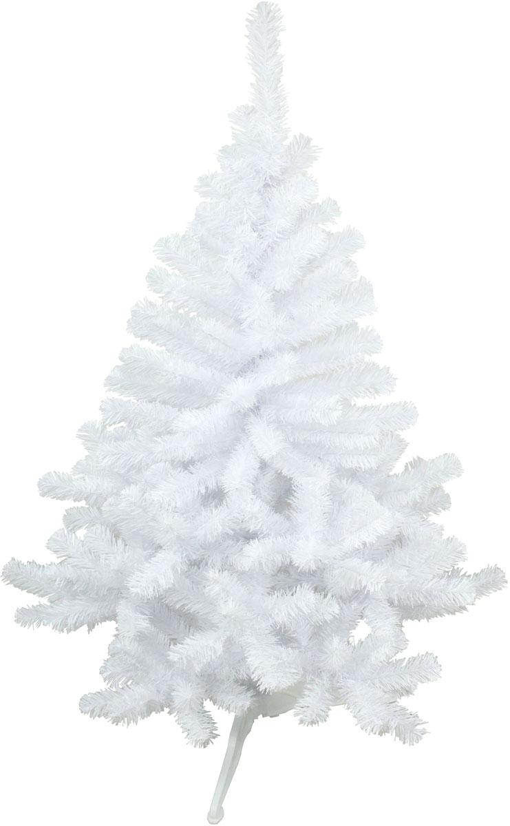 Ель искусственная Morozco Метелица, цвет: белый, высота 180 см ель искусственная morozco настольная цвет серебристый высота 30 см