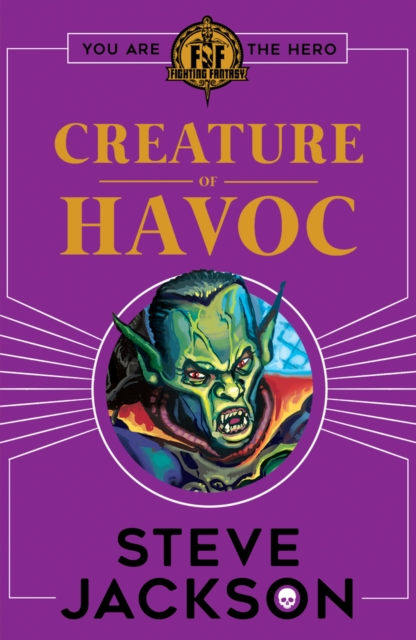Fighting Fantasy: Creature of Havoc цена и фото