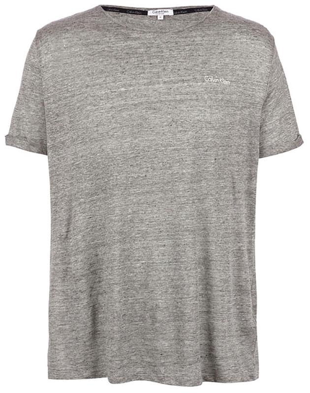 Футболка для дома Calvin Klein Underwear футболка мужская calvin klein 003 2015 ck