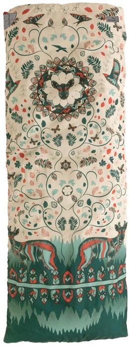 Спальный мешок-одеяло EasyCamp Bohemian Day, 190 х 75 см