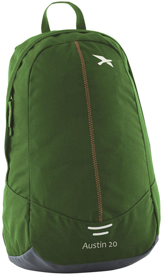 Рюкзак городской Easy Camp Austin Green, 20 л рюкзак туристический easy camp en route 360109 55 л черный