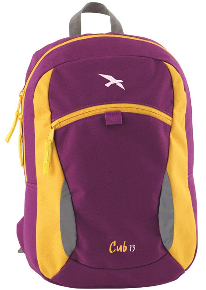 Рюкзак городской Easy Camp Cub Magenta, детский, 13 л рюкзак городской dickies indianapolis charcoal black