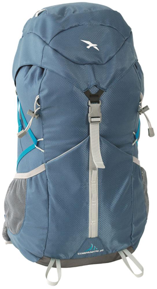 Рюкзак треккинговый Easy Camp Companion, 30 л рюкзак туристический easy camp en route 360109 55 л черный