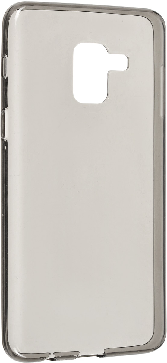 RedLine iBox Crystal чехол для Samsung Galaxy A8 2018 (А530), Grey