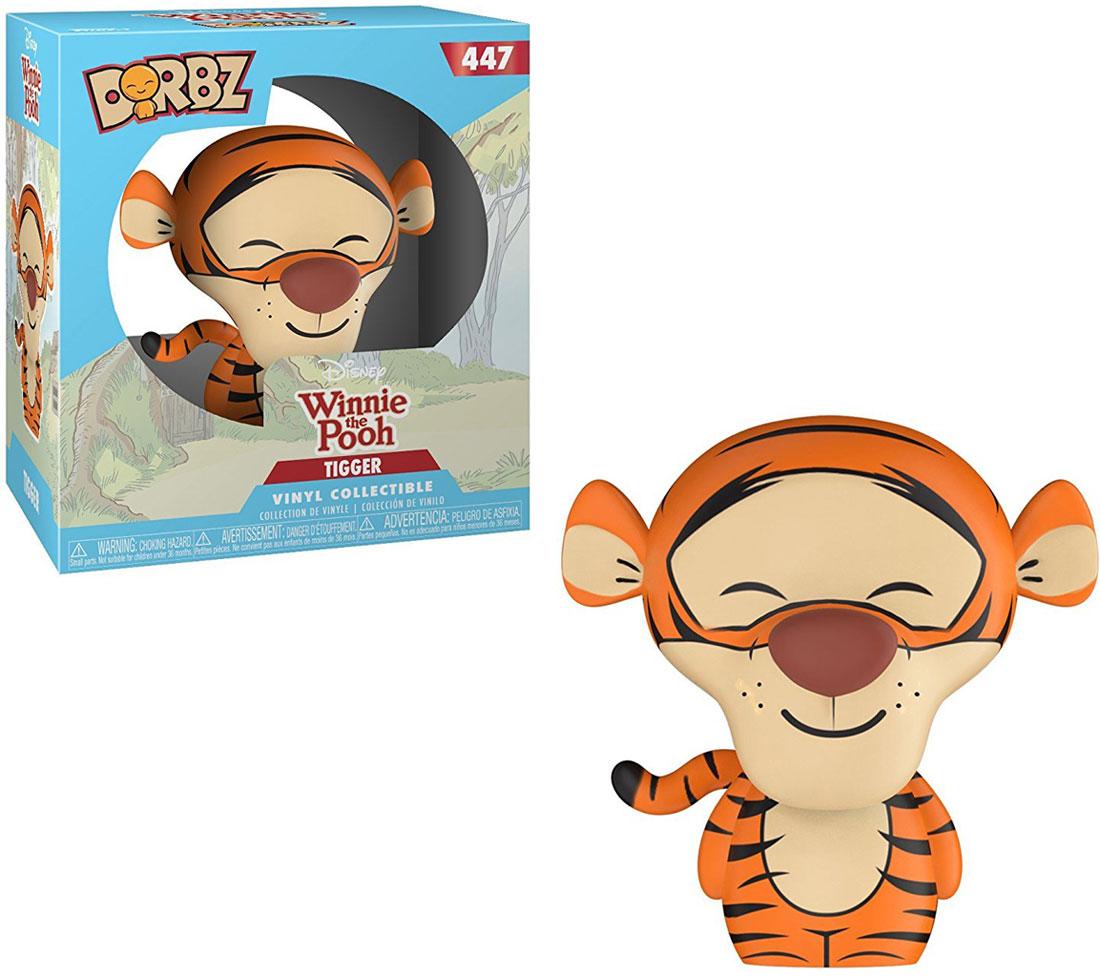 Funko Dorbz Фигурка Disney Winnie the Pooh S1: Tigger муфта tigger warmhands на ручку коляски