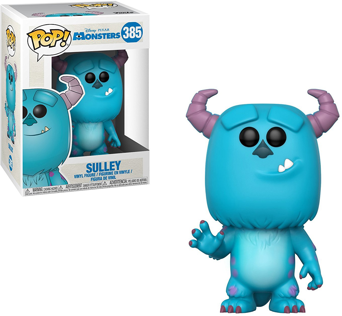 Funko POP! Vinyl Фигурка Disney Monsters, Inc.: Sulley фигурка funko pop disney darkwing duck – launchpad mcquack 9 5 см