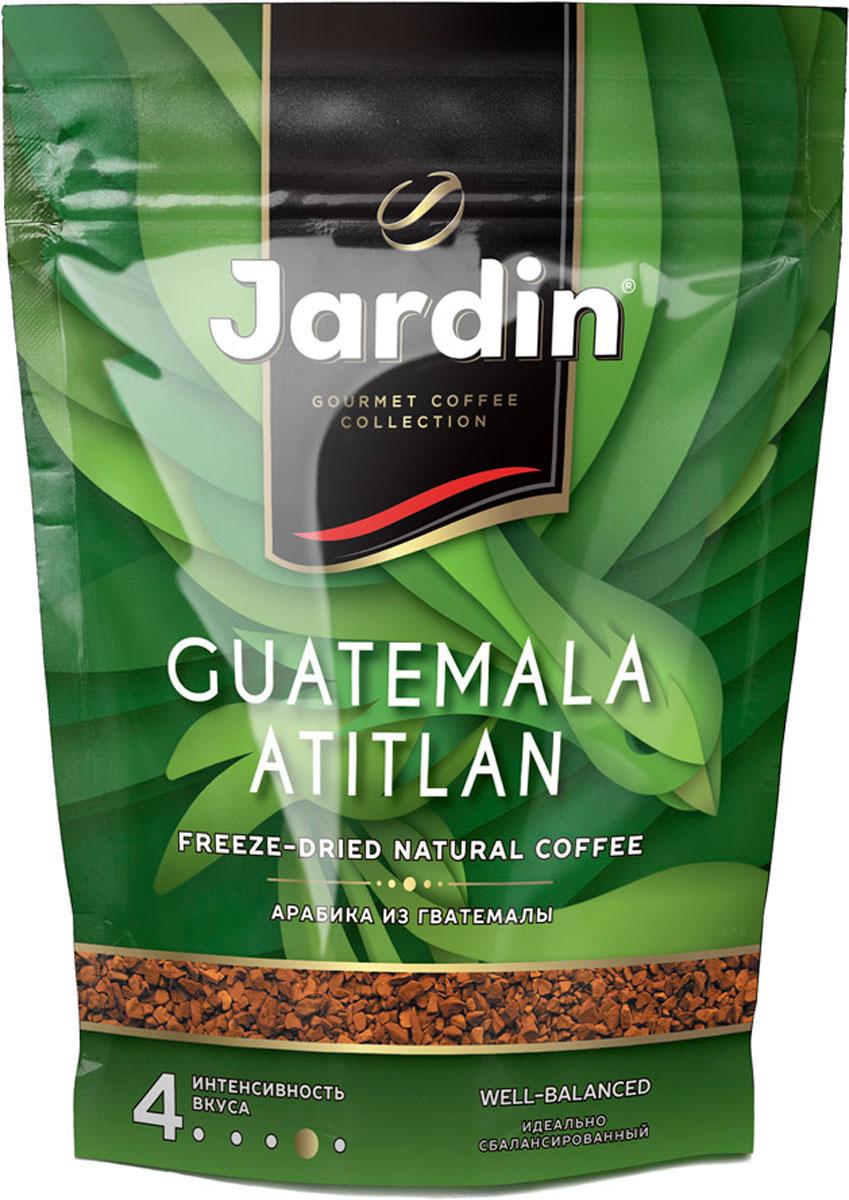 Jardin Guatemala Atitlan кофе растворимый, 75 г цена 2017