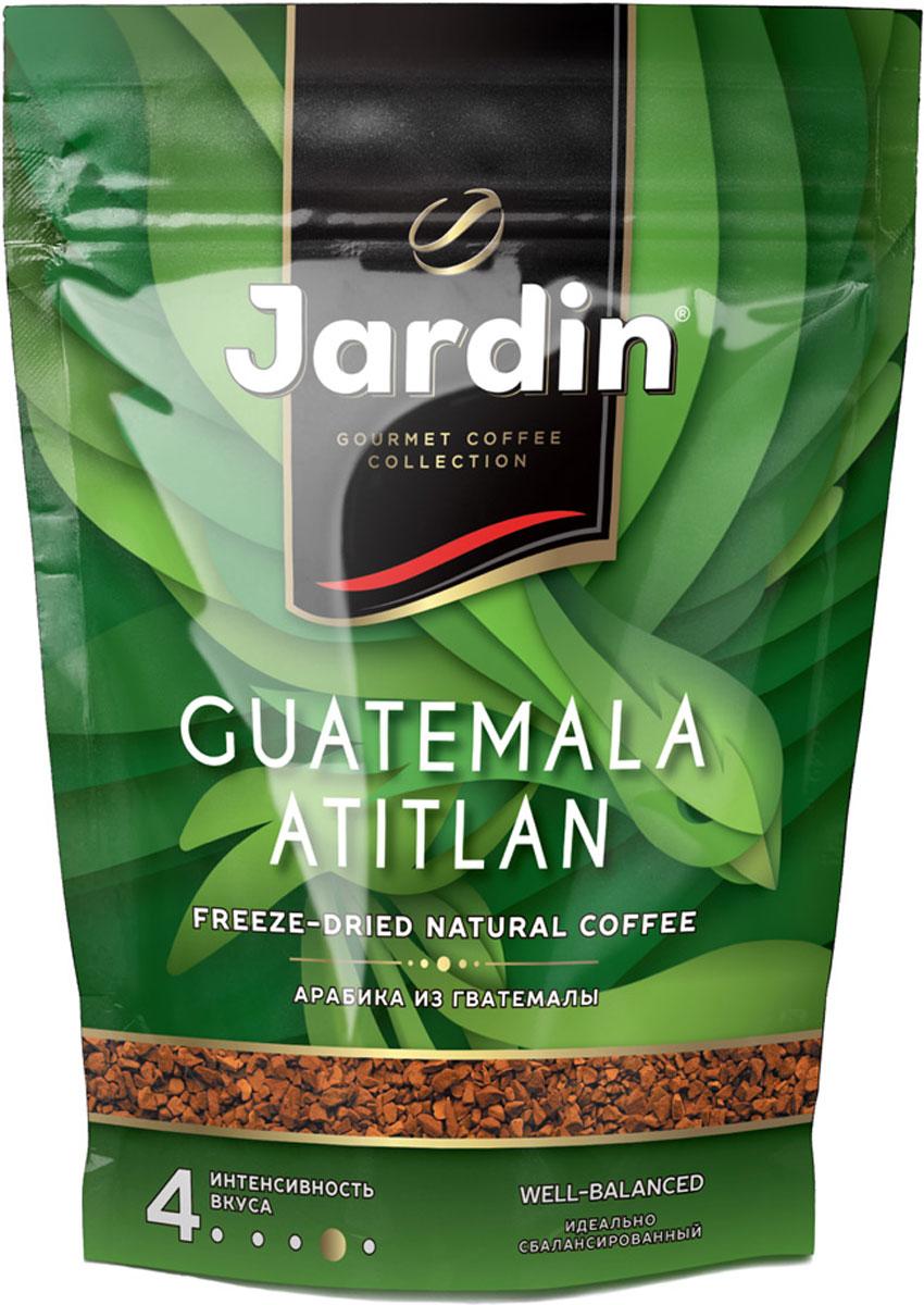 Jardin Guatemala Atitlan кофе растворимый, 150 г цена 2017