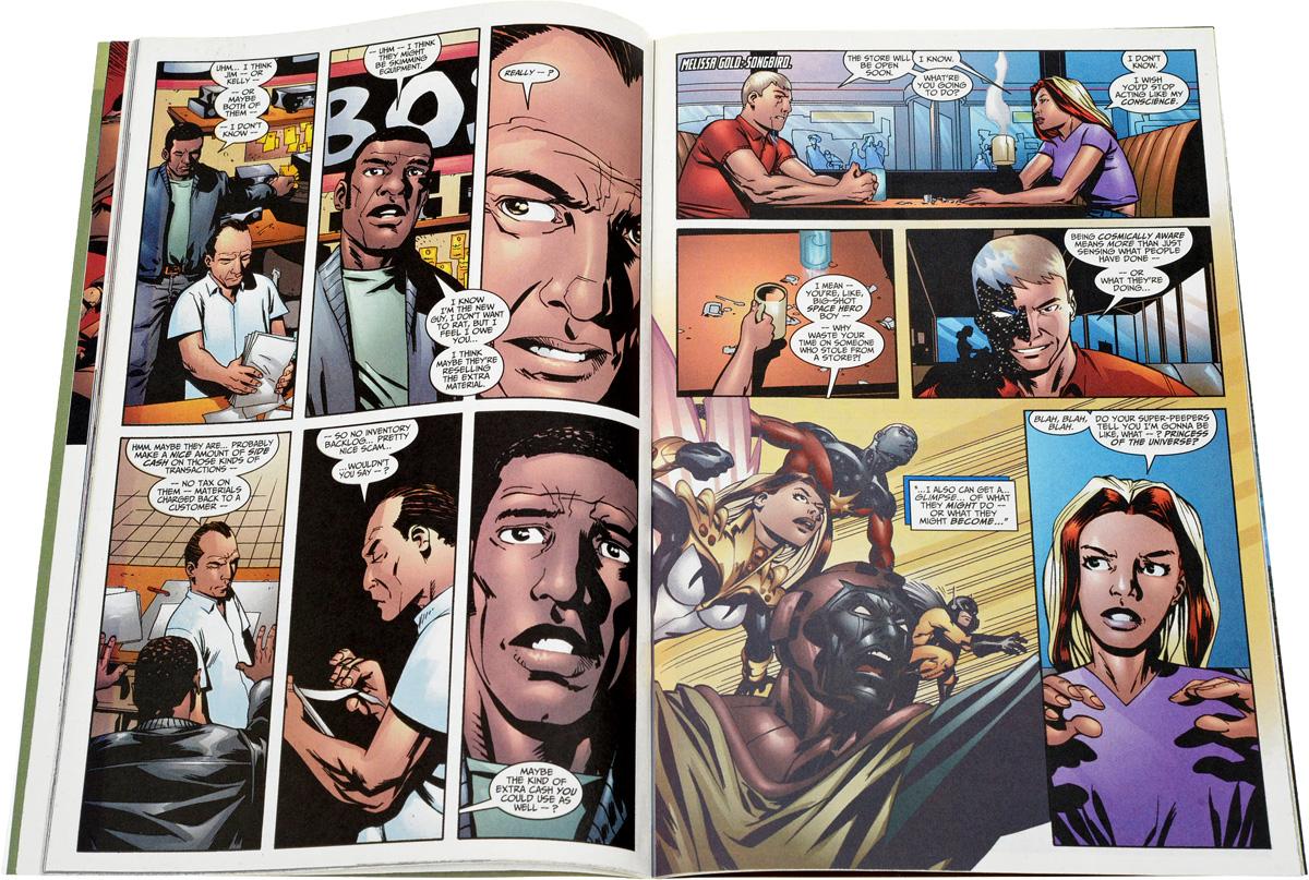 Thunderbolts: Life Sentences Featured Characters:  Thunderbolts  Hawkeye (Clint Barton)  Moonstone...