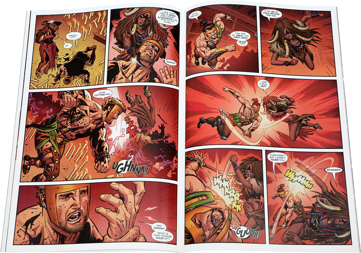 Hercules№4 The Uprising Storm is sweeping in to destroy all remnants of...