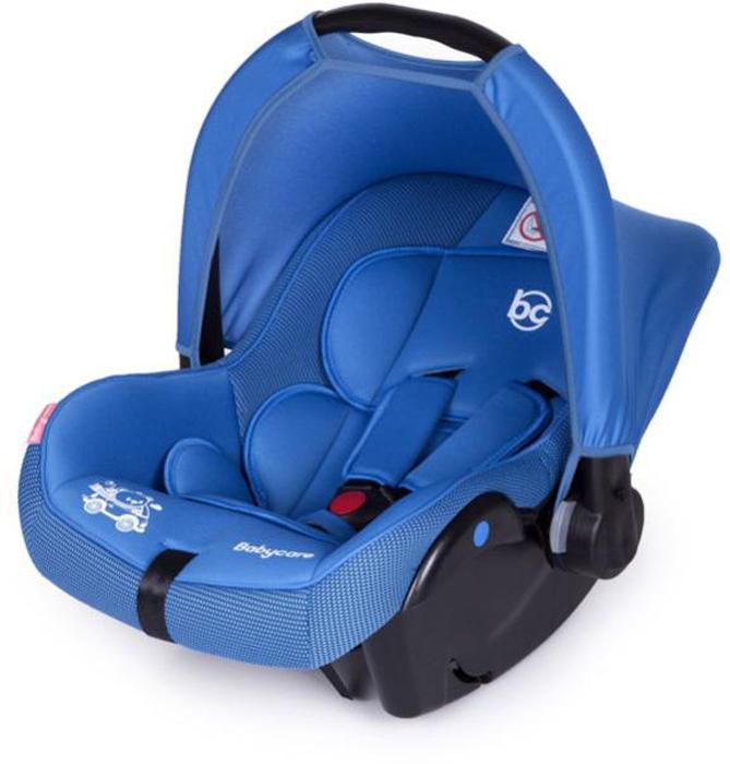 Baby Care Автокресло Lora цвет синий от 0 до 13 кг автокресло baby care baby care автокресло rubin черный серый 1008