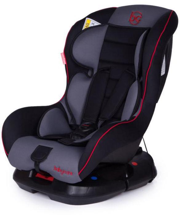 Автокресло Baby Care Rubin от 0 до 18 кг, 1023, черный, серый