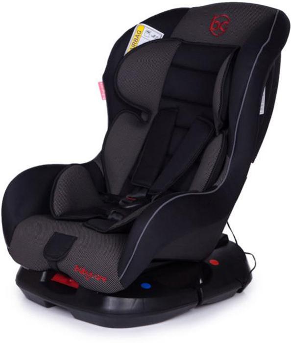 Baby Care Автокресло Rubin цвет черный серый от 0 до 18 кг 1004
