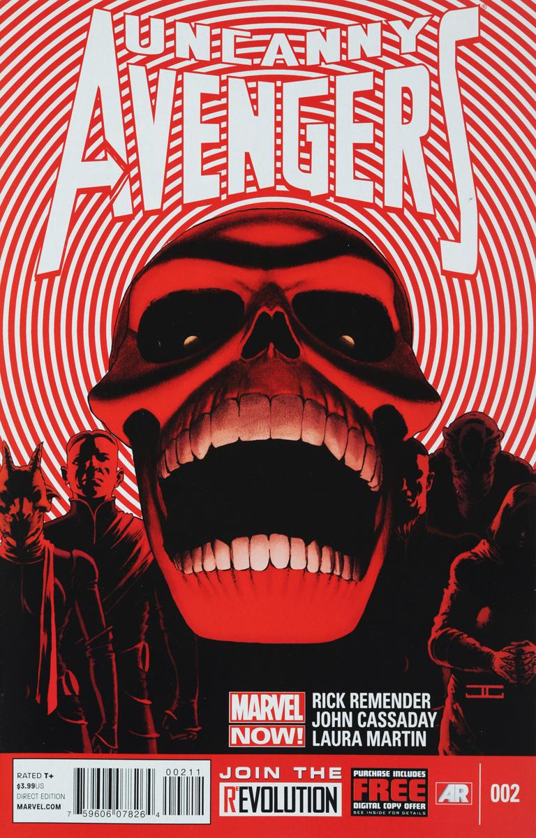 Uncanny Avengers №2