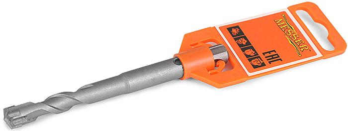 Бур Messer, по бетону, с хвостовиком SDS-Plus, тип +, 20 х 310 ммBX-20-310Бур премиум класса тип + от компании Messer предназначен для сверления ударным способом отверстий в твердых материалах, включая армированный бетон. Инструмент оснащен Х-образным наконечником из специального сплава, благодаря которому обеспечивается возможность бурения металлосодержащих строительных материалов. Широкая S-образная спираль обеспечивает быстрый вывод каменной крошки из зоны бурения. Используется на перфораторах с соединением SDS+.